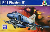 Italeri 170 1/72 Navy McDonnell Douglas F-4S Phantom II