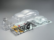 Killer Body 1/10 Lexus RC F Clear Body