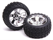 BSD 1/8 Monster Truck Wheels (Pair)
