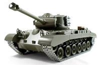 2016 Airsoft RC Snow Leopard RC Tank(Smoke&sound)