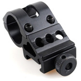 "Tactical Flashlight 1"" Offset Weapon Picatinny Mount for Surefire by Ade Advanced Optics"
