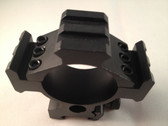 Ade Advanced Optics 34mm Tactical Mounts for Rifle Scope Rings with 3 Side Rails