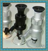 Gem Jewel speicimen Measuring Microscope 40x 60x