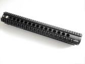"AR15 15"" inch Extra Long Free Float Aluminum Handguard Rifle Quad Rail System"
