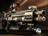 Mossberg 500/590/590A1/Maverick 88 Shotgun Tactical Quad Rail Picatinny System