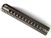 "FOLIAGE GREEN! 12"" Full Length Free Float Quad Rail Rifle Handguard for magpul"