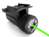 Compact Green Laser Sight New Smaller Design !! for Pistol Glock 17 19 20 23 21