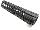 "10"" Mid Length QUAD PICATINNY RAIL HANDGUARD FOR DPMS 308 LOW PROFILE RECEIVER LR308 .308 AR10"