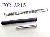 MADE IN USA! AR15 5.56 .223 Rifle Length Buffer Tube Spring A1 A2 Kit