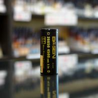Basen 26650 High-Drain Flat-Top Battery
