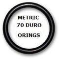 Metric Buna  O-rings 10 x 4mm Price for 25 pcs