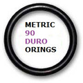 Metric Buna 90 Oring 2.5 x 1.5mm Price for 50 pcs