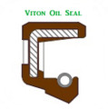 Viton Oil Shaft Seal 14 x 24 x 7mm  Price for 1 pc