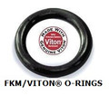 Viton®/FKM O-ring 1.24 x 2.62mm Price for 50 pcs