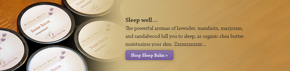 Shop Sleep Balm