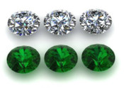 Diamond or Emerald