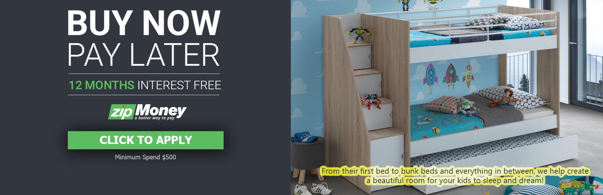 Kids Bedroom Furniture Brisbane