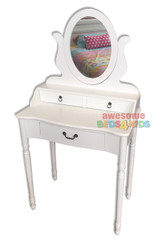Hannah dressing table is good value and matches all of our low gloss beds and Furniture.
