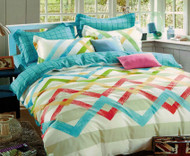 1.  NEW - Skylar Quilt Cover