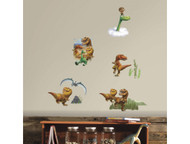 Bring the adventure of Pixar's The Good Dinosaur into your child's room with these colourful wall decals.