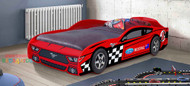 Ford Car Bed - Red or Black