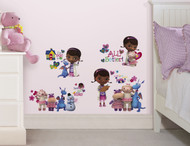 Doc McStuffins Wall Decals