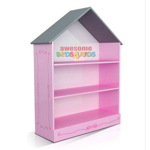 Princess Bookcase Completes Your Little S Bedroom Theme Great Storage And Value For