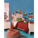 Bring the action and adventure of Disney Pixar's Cars into your child's room with these colorful wall decals.