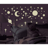Celestrial Glow In The Dark Wall Decals