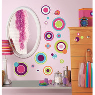 Crazy Dotz Wall Decals