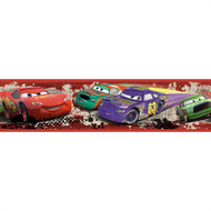 Cars Piston Cup Peel & Stick Border
