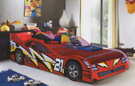 No21 Lightning Car Bed