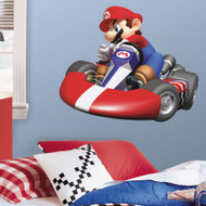 Mario Kart Giant Wall Stickers