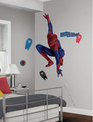 Amazing Spiderman Web Giant Stickers