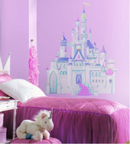 Disney Princess Castle Giant Wall Stickers