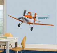 Planes - Dusty Crophopper Giant Wall Stickers