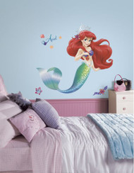 The Little Mermaid Giant Wall Stickers New