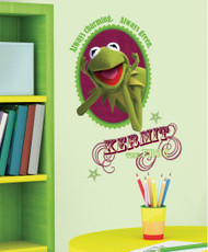 Muppets - Kermit Giant Wall Stickers