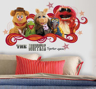 Muppets - Collage Giant Wall Stickers