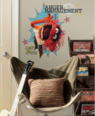 Muppets - Animal Giant Wall Stickers