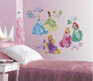 Disney Princess - Royal Debut Wall Stickers