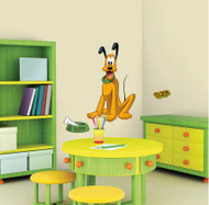Mickey & Friends - Pluto Giant Wall Stickers