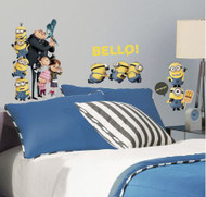 Despicable Me 2 Wall Stickers