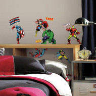 Marvel Classics Wall Stickers