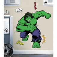 Marvel Classic Hulk Classic Giant Wall Stickers