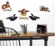Iron Man 3 Edgy Wall Stickers