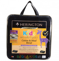 Herington All Natural Fibre Kids Quilt
