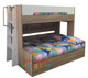 Teejay Bunk Bed is great space saving solution for all rooms. The bunk can be set up as a Single over Double as as in picture or simply a Single Bunk Bed (You decide when assembling the bunk). The Teejay bunk features an awesome storage solution under the bottom bed with a gas lift base, great for storing all the kids toys or manchester.