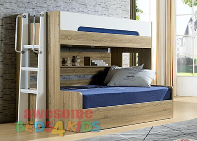 Teejay Bunk Bed Is Great Space Saving Solution For All Rooms. The Bunk Can  Be
