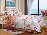 Birdy Single Quilt Cover